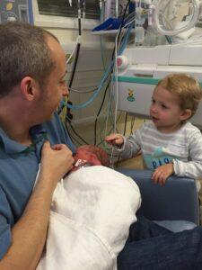Boys saved by NHS