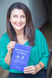 Clare Davis and her book