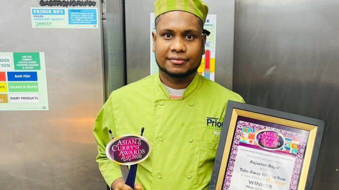 Chef Afjal Khan